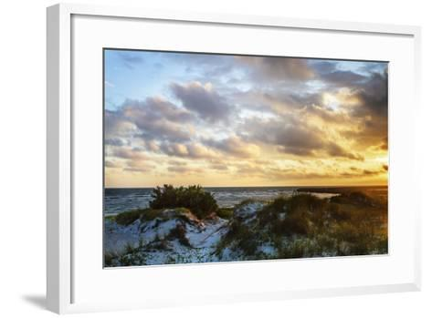 North Bay Sunrise I-Alan Hausenflock-Framed Art Print