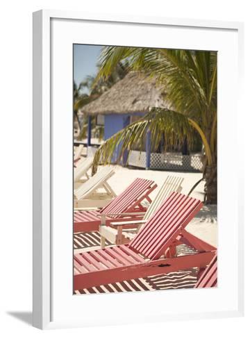 Lazy Beach-Karyn Millet-Framed Art Print