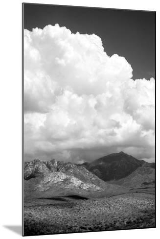 The Coming Storm BW-Douglas Taylor-Mounted Photographic Print
