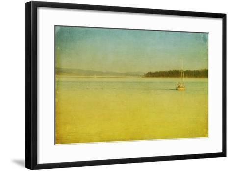 Sailing-Roberta Murray-Framed Art Print