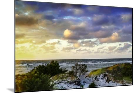 North Bay Sunrise II-Alan Hausenflock-Mounted Photographic Print