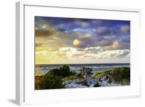 North Bay Sunrise II-Alan Hausenflock-Framed Art Print