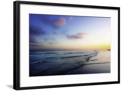 Peaceful Sunrise II-Alan Hausenflock-Framed Art Print