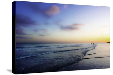 Peaceful Sunrise II-Alan Hausenflock-Stretched Canvas Print