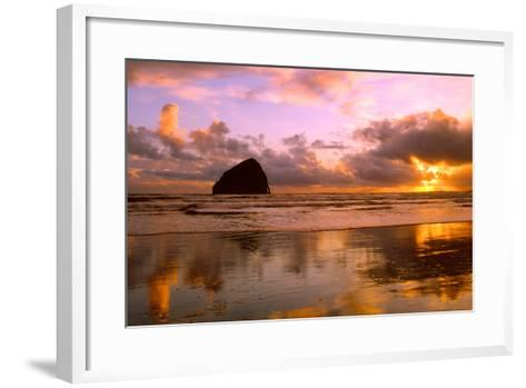 Pacific City III-Ike Leahy-Framed Art Print