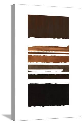 Stripes-Sammy Sheler-Stretched Canvas Print