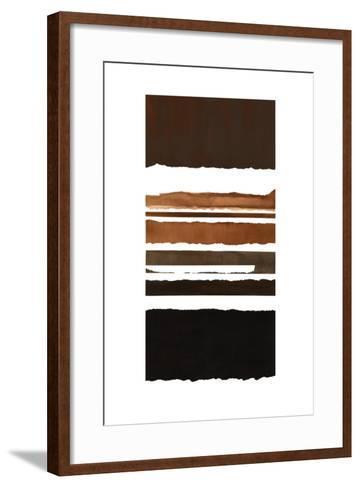 Stripes-Sammy Sheler-Framed Art Print