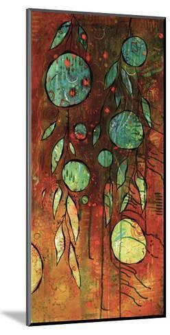Rusty Space Jungle-BJ Lantz-Mounted Art Print