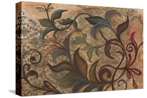 Scrollwork I-Arielle Adkin-Stretched Canvas Print