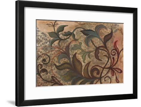 Scrollwork I-Arielle Adkin-Framed Art Print