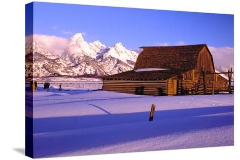 Grand Teton National Park XVIII-Ike Leahy-Stretched Canvas Print