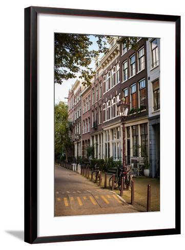 Amsterdam Road II-Erin Berzel-Framed Art Print