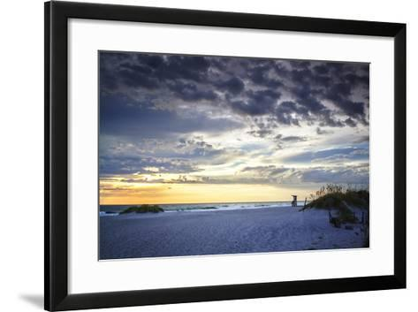 Late Summer Sunrise IV-Alan Hausenflock-Framed Art Print