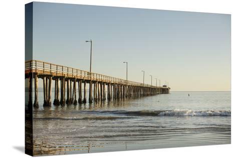 Boardwalk-Karyn Millet-Stretched Canvas Print