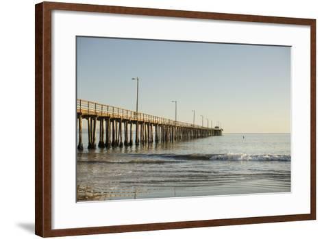 Boardwalk-Karyn Millet-Framed Art Print