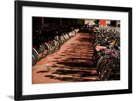 Amsterdam's Fietsflat IV-Erin Berzel-Framed Art Print