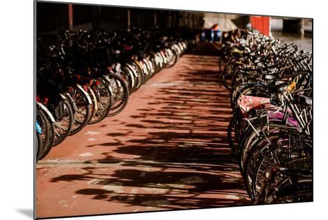 Amsterdam's Fietsflat IV-Erin Berzel-Mounted Photographic Print