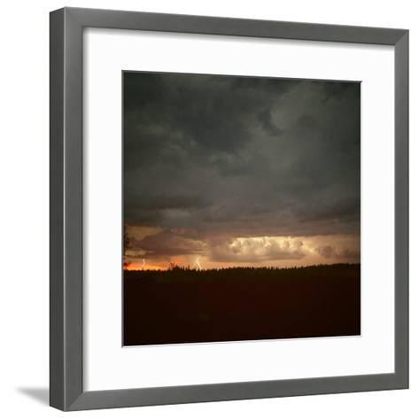 Summer Nights-Roberta Murray-Framed Art Print
