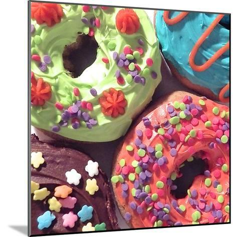 Doughnut Choices I-Monika Burkhart-Mounted Photographic Print