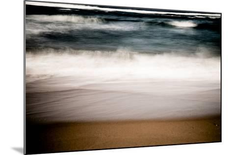 Ocean Waves IV-Beth Wold-Mounted Photographic Print