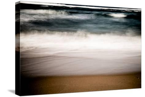 Ocean Waves IV-Beth Wold-Stretched Canvas Print