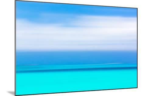 Tropical Abstract IV-Kathy Mahan-Mounted Photographic Print