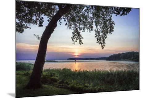 Cobb Island Sunset I-Alan Hausenflock-Mounted Photographic Print