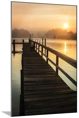Cobb Island Sunrise II-Alan Hausenflock-Mounted Photographic Print