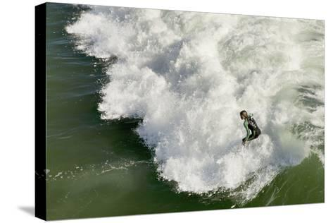 Surfing III-Karyn Millet-Stretched Canvas Print
