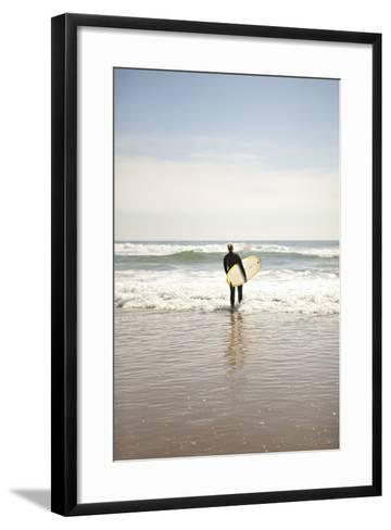 Surfer-Karyn Millet-Framed Art Print