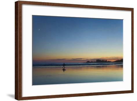 Moon Star Surf-Roberta Murray-Framed Art Print