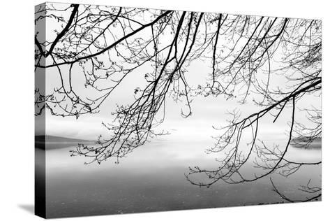 Seabeck Winter II-Kathy Mahan-Stretched Canvas Print