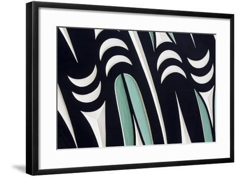 Native American Art I-Kathy Mahan-Framed Art Print