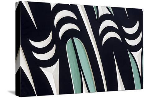 Native American Art I-Kathy Mahan-Stretched Canvas Print