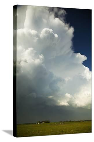 Supercell Summer-Roberta Murray-Stretched Canvas Print