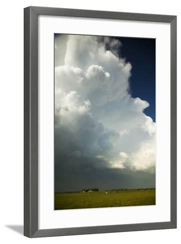 Supercell Summer-Roberta Murray-Framed Art Print