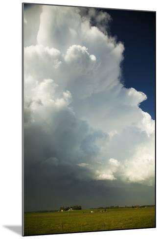 Supercell Summer-Roberta Murray-Mounted Photographic Print