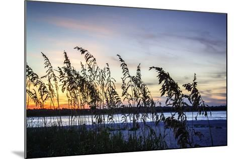 Masonboro Sunset II-Alan Hausenflock-Mounted Photographic Print