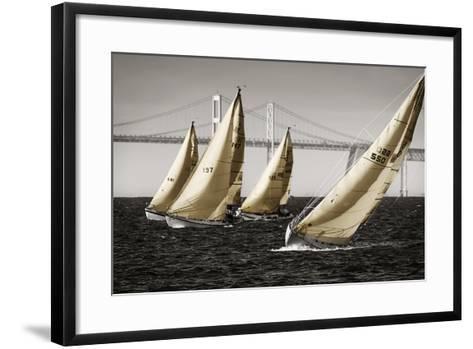 Heading Up I-Alan Hausenflock-Framed Art Print