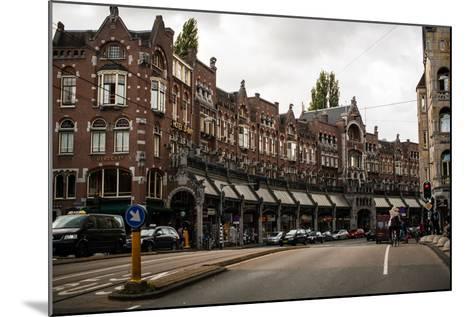 Herengracht and Raadhuisstraat-Erin Berzel-Mounted Photographic Print