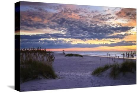 Ragged Sunrise II-Alan Hausenflock-Stretched Canvas Print