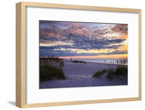 Ragged Sunrise II-Alan Hausenflock-Framed Art Print