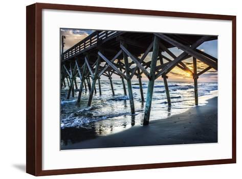 Summer Sunrise II-Alan Hausenflock-Framed Art Print