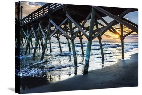 Summer Sunrise II-Alan Hausenflock-Stretched Canvas Print