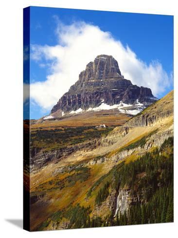 Glacier National Park I-Ike Leahy-Stretched Canvas Print