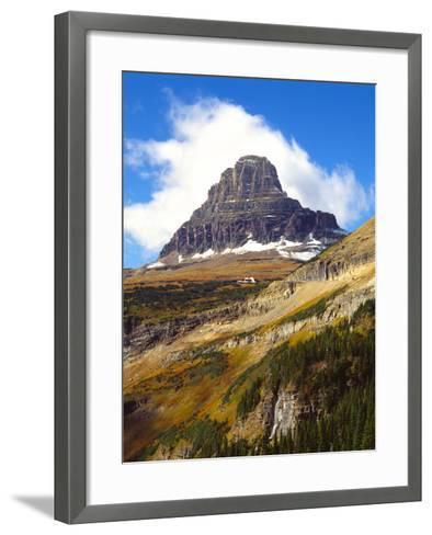 Glacier National Park I-Ike Leahy-Framed Art Print