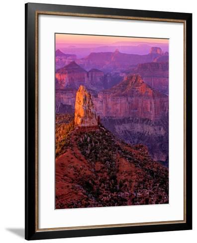 Mt. Hayden I-Ike Leahy-Framed Art Print