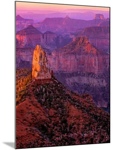 Mt. Hayden I-Ike Leahy-Mounted Photographic Print
