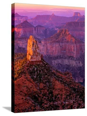 Mt. Hayden I-Ike Leahy-Stretched Canvas Print