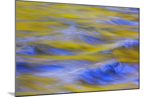 Sunrise on Icicle Creek II-Kathy Mahan-Mounted Photographic Print